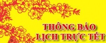 Lich truc Tet Dinh Dau
